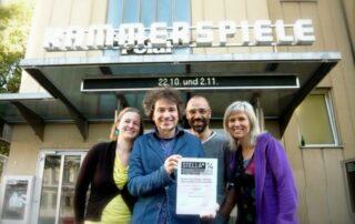 Theater Asou ist für den Stella 2014 für herausragende Ausstattung nominiert
