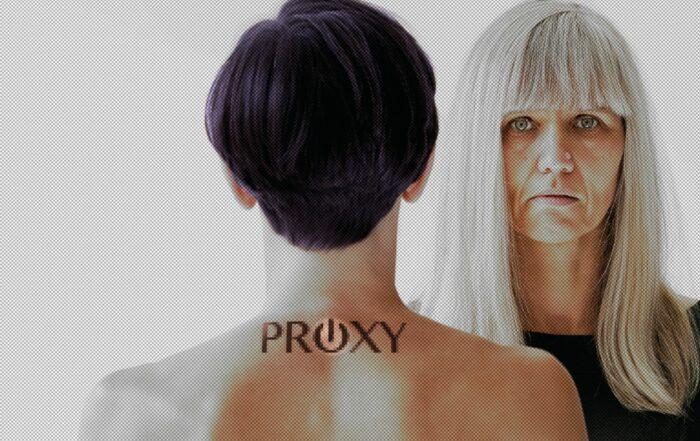 Proxy-Die Stellvertreterin_web